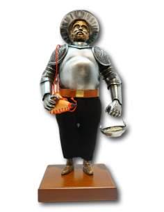 Mini armadura de Sancho Panza