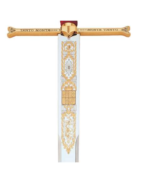 Catholic Kings Large Sword