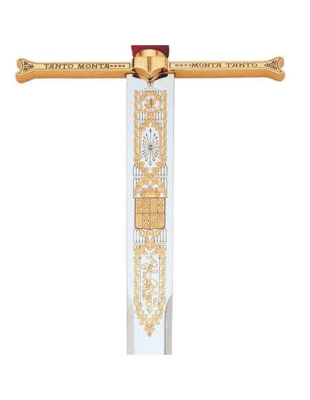 Mandoble Reyes Católicos