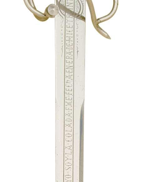 Espada Colada El Cid (Plata)