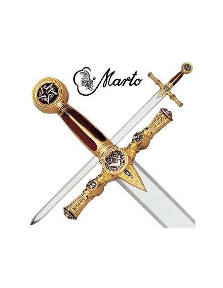Espada Masónica (Oro)