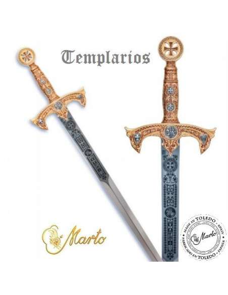 Templar Sword (Gold)