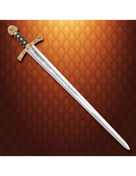 Espada del Rey Ricardo Corazón de León