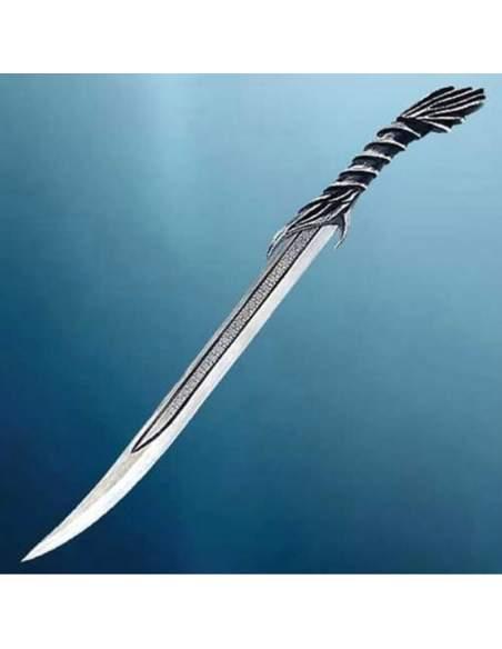 Assassin´s Fighting Knife/Belt