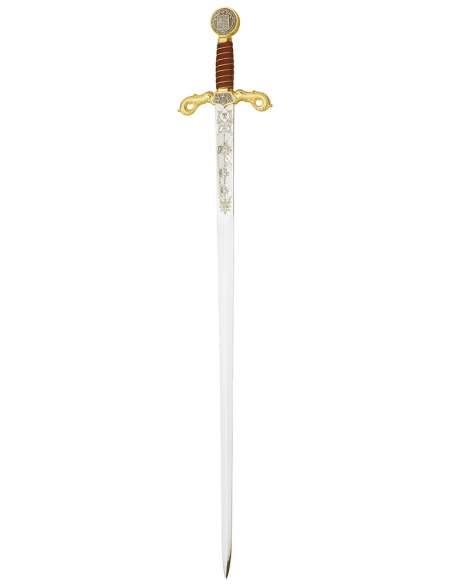 Espada Cristóbal Colón (Oro)