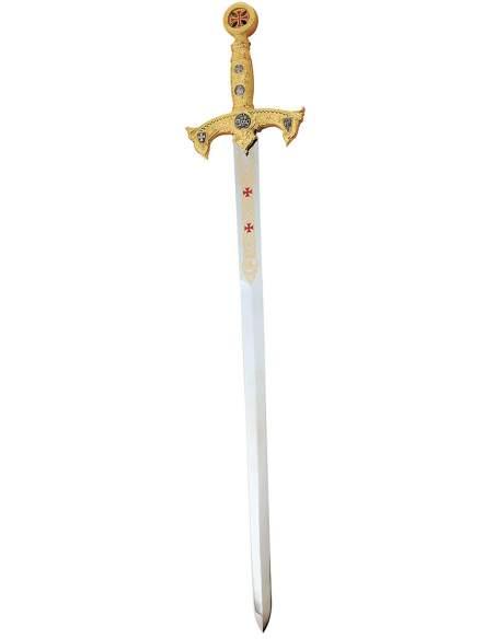 Espada Templarios (Oro)