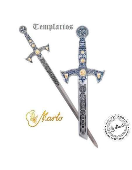 Templar Sword (Silver)