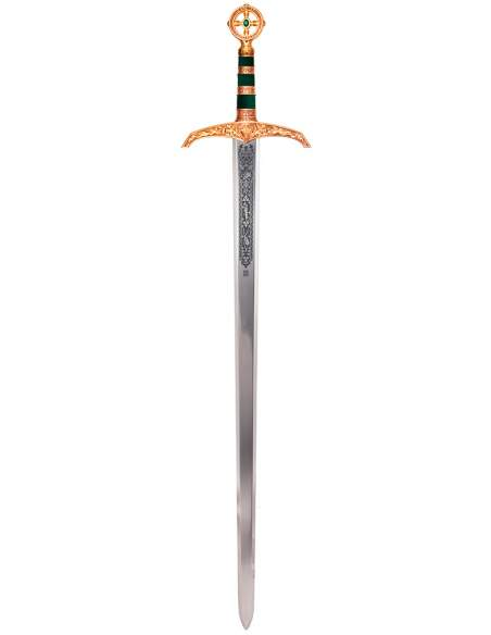 Robin Hood Sword (Golden Deep Etching)