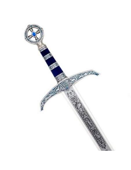 Espada Robin Hood (Plata Grab.Prof.)