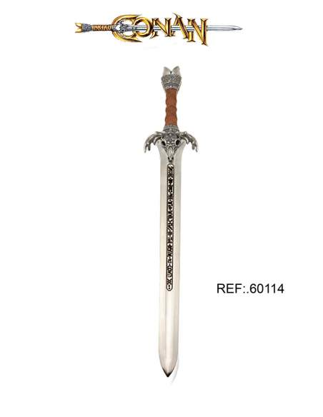 Conan Father Sword (Silver)
