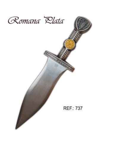 Daga Romana (Plata)