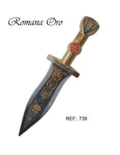Roman Dagger (Gold)