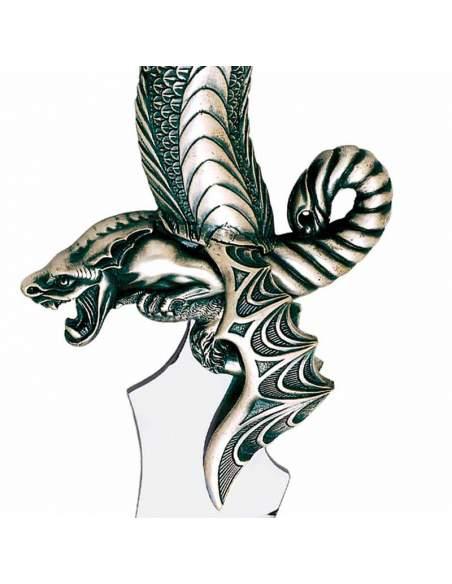 Merlin Dagger (Silver)