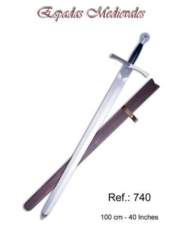 Espada Medieval Funcional (740)