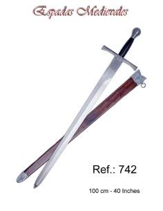 Espada Medieval (742)