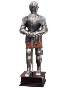 Engraving Medieval Armor