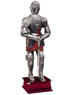 Chiselling Medieval Armor