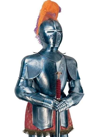 Armor Special Engraving