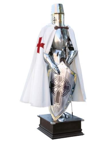 Templar Armor Breastplate Knights