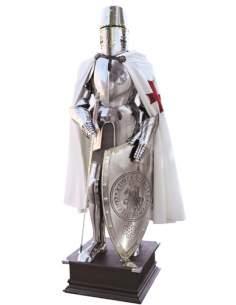 Armadura Templarios cruz/pecho