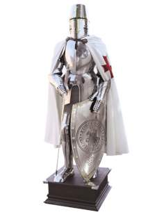 Templar Armor Breastplate Cross