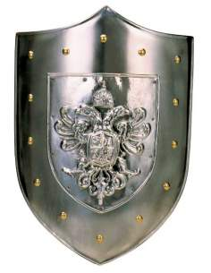 Shield Double-Headed Eagle