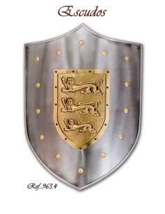 Escudo Ricardo Corazón de León