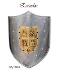 Escudo Castilla-Leon