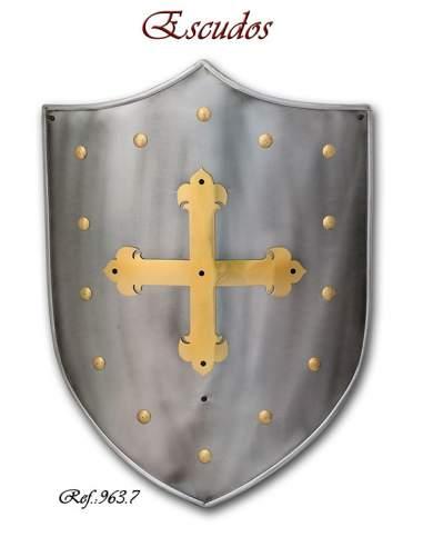 Shield Templar Cross