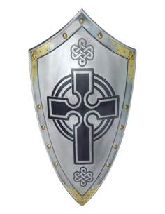Templar Cross Shield