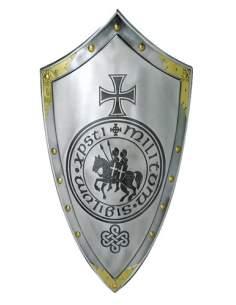 Escudo Caballeros Templarios
