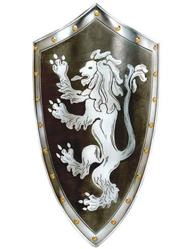 Special Shield Rampant Lion