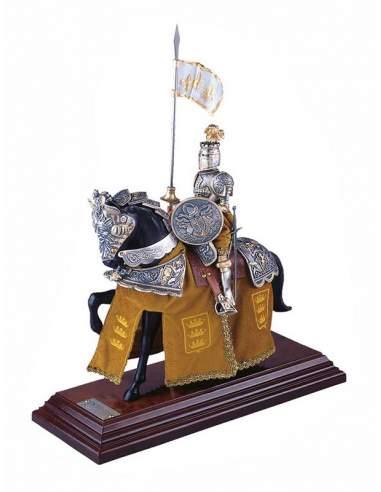 Horse Armor Feather Helmet (Yellow)
