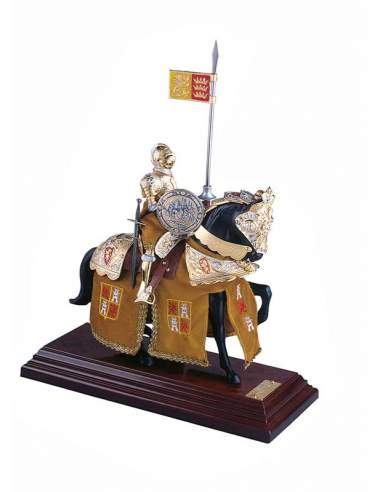 Horse Armor Spanish Helmet