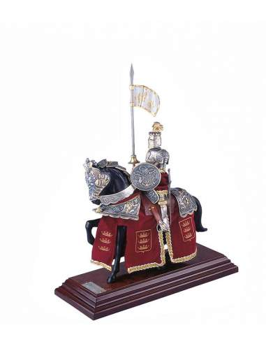 Horse Armor Feather English Helmet (Red)