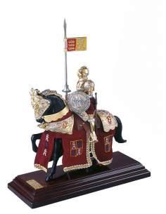 Horse Armor S. Red Castilla-León