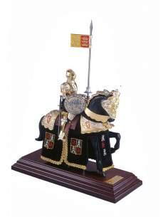 Horse Armor Spanish Helmet (Green)