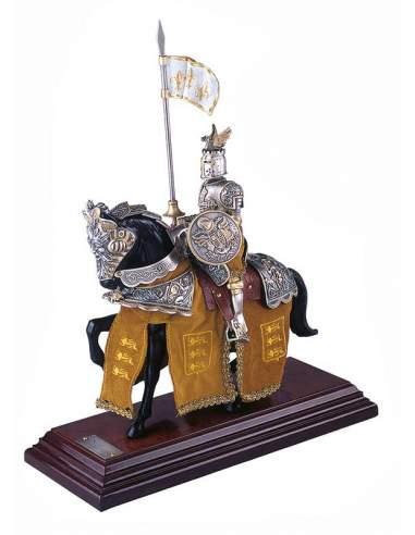 Horse Armor Dragon Helmet (Yellow)