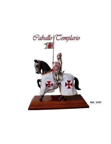 Caballo Armadura Templario