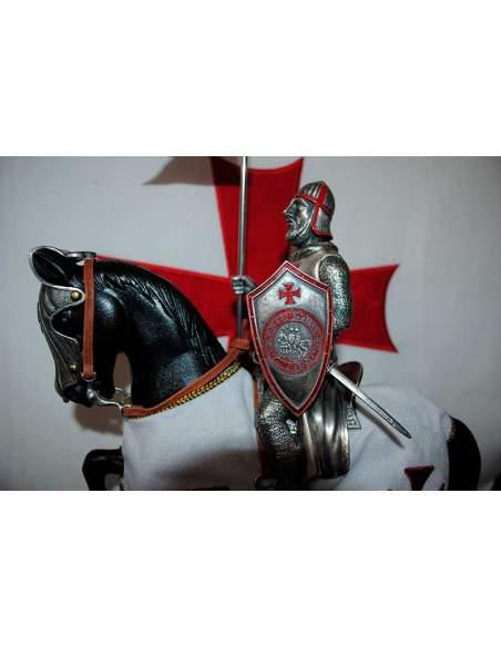 Templar Knigt Equestrian Armor