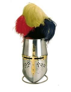 Templar Armour Helmet