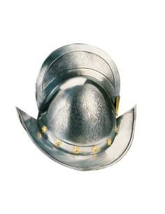 Conqueror Helmet Gold