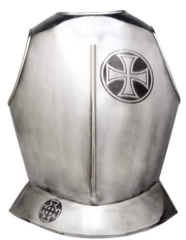 Peto Templarios Cruz