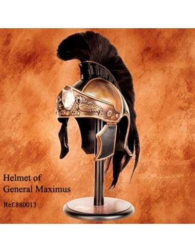 Casco del General Maximus