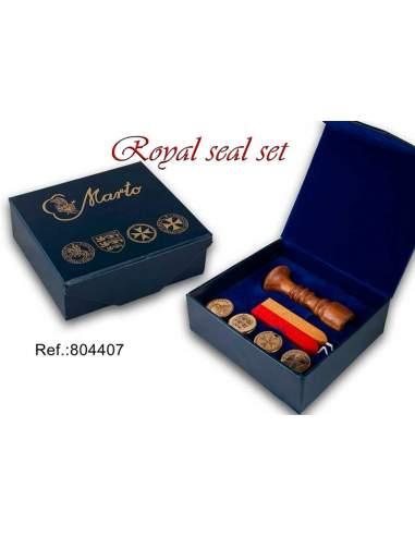 Royal Seals of the Crusades
