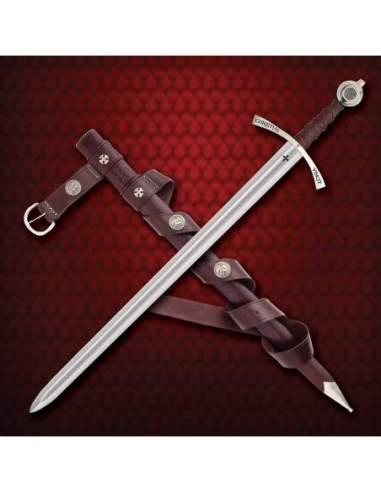 Espada de los caballeros templarios FAITHKEEPER