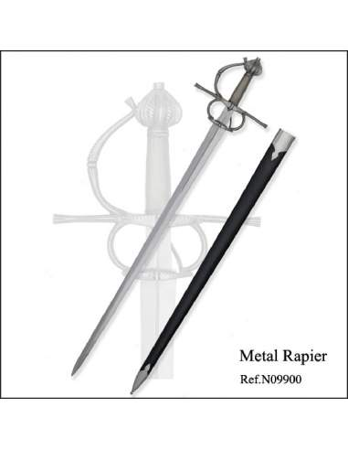 Espada ropera - Metal