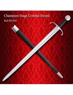 """Espada de combate """"Champion Stage"""""""
