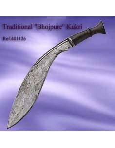 "Kukri tradicional ""Bhojpure"""