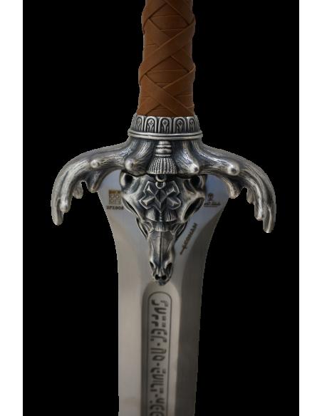 Detalle de la espada Conan (Padre)